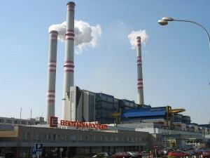 Plynová elektrárna Počerady, která podle M. Šnobra má být varováním před nepromyšleným temelínským tendrem. Zdroj: denik.cz