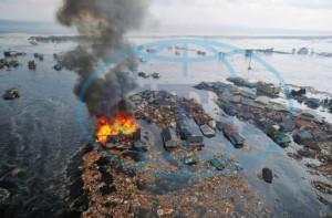 Dnes jsou to dva roky od hrůzného zemětřesení, které vzalo životy desítek tisíc Japonců. A také od nehody na JE Fukušima. Zdroj: ČTK
