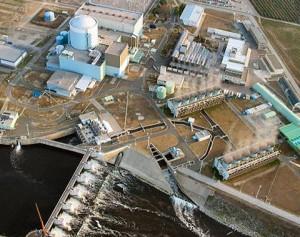 V jaderné elektrárně Krško pracuje jeden reaktor společnosti Westinghouse s elektrickým výkonem 730 MW