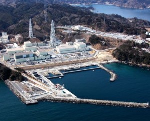 Jaderná elektrárna Onagawa, která stojí od března 2011. (Zdroj: ajw.asahi.com)
