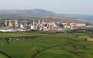 Gigantický komplex NNL v Sellafieldu Zdroj: energyandnuclear.com