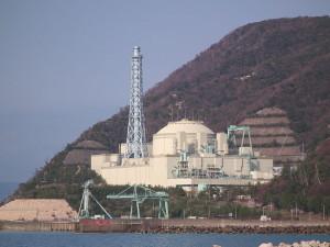 Pohled na rychlý množivý reaktor Monju s výkonem 280 MWe. (Zdroj: Wikipedia.org)