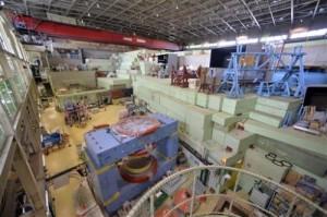 Jaderná laboratoř v Tokaimura Zdroj: Phys.org