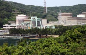 Jaderná elektrárna Curuga leží na severovýchodním pobřeží největšího japonského ostrova Honšú, nedaleko pracoval také rychlý, sodíkem chlazený reaktor Mondžú. Zdroj: Bloomberg