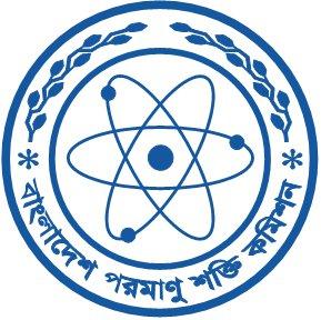 Logo společnosti Bangladesh Atomic Energy Commission, která se snaží o stavbu první bangladéšské jaderné elektrárny v lokalitě Rooppur. Tato elektrárna je plánována už od šedesátých let minulého století. (Zdroj: Bangladeshwatchdog.blogspot.cz)