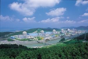 Elektrárna Hanbit se donedávna jmenovala Yonggwang a patří k největším na světě.
