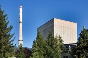 Pohled na jadernou elektrárnu Garoña. (Zdroj: Nuclenor.org)