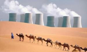 Arabské země Perského zálivu kráčí do jaderného klubu mílovými kroky - alespoň na papíře.