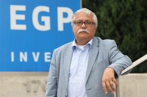 Petr Sláčala, ředitel společnosti EGP Invest, která spolupracuje na stavbě výzkumného reaktoru MBIR. (Zdroj: Idnes.cz)