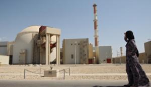 Pohled na první jadernou elektrárnu, která byla na Blízkém východě spuštěna. (Zdroj: Voiceofrussia.com)