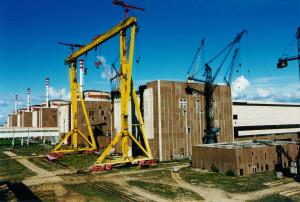 Na stavbu nových bloků Balakovské jaderné elektrárny dodaly Vítkovice trubkové svazky v hodnotě 55 milionů korun. (Zdroj: Wikipedia.org)