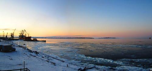 Výstavba pobřežní části plovoucí elektrárny Akademik Lomonosov bude zahájena v příštím roce