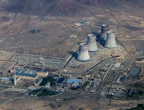 Rusko s Arménií uzavřou dohodu o spolupráci v oblasti jaderné bezpečnosti
