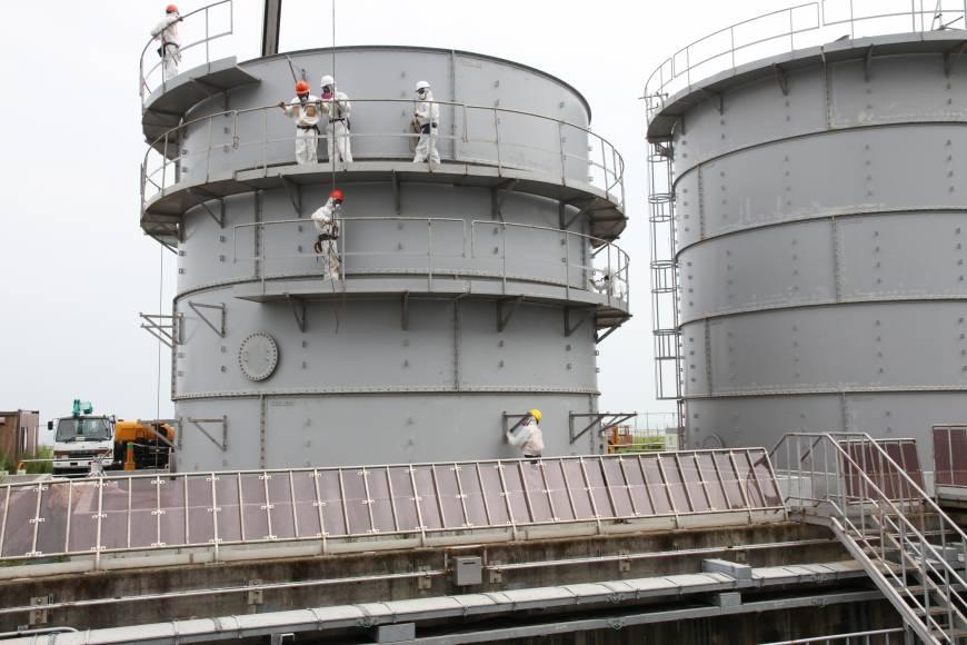TEPCO usiluje o zlepšení pracovních podmínek pracovníků