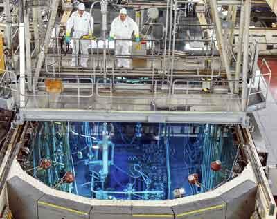 Škoda JS, a.s. modernizuje belgický reaktor