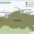 jaderná energie - Umístění plovoucí JE na Čukotce bude známo do roku 2015 - Jádro na moři (Map Plans for floating nuclear power plants) 1