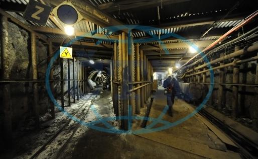 V uranovém dole Rožná byl pozastaven průzkum pro plynový zásobník