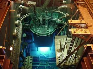 Výzkumný reaktor SAFARI 1, tlakovodní reaktor o výkonu 20 MWt.