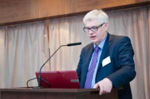 Hergen Haye na Stredoeurópskej konferencii o energetike (CEEC) v Bratislave. (Zdroj: Energia.sk)