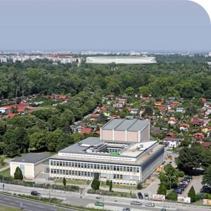 Budova výzkumného reaktoru vídeňského Atominstitutu. (Zdroj: Ati.tuwien.ac.at)