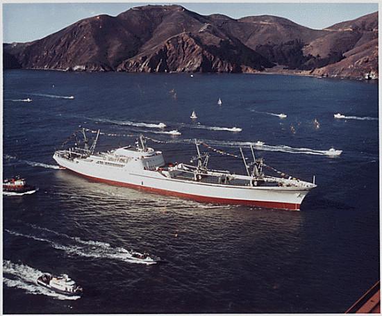 Civilní lodě s jaderným pohonem