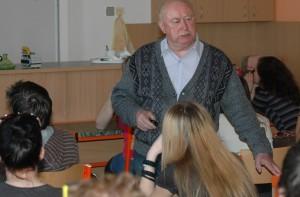 Doc. Ing. Jaroslav Zeman, CSc vedl od roku 2000 již 381 přednášek.