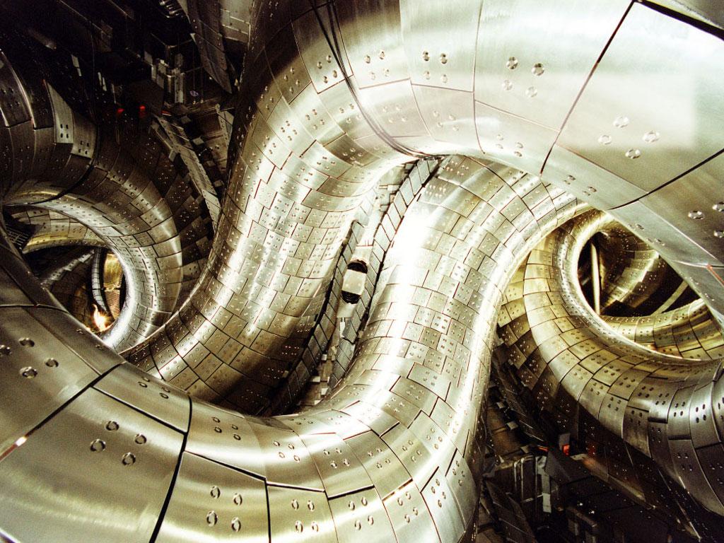 Fúze, to není jen vtip III: Magnetické udržení