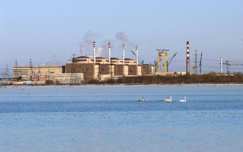 Balakovská jaderná elektrárna je připravena na jarní povodeň