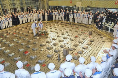 Jaderný reaktor ADE-2 sloužící k výrobě zbraňového plutonia bude zklikvidován