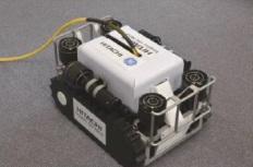 Noví fukušimští roboti se umí potápět nebo měnit svůj tvar