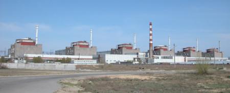 Záporožská jaderná elektrárna se šesti bloky typu VVER-1000 je největší jadernou elektrárnou v Evropě a pátou největší na světě. (Zdroj: Enlight.ru)