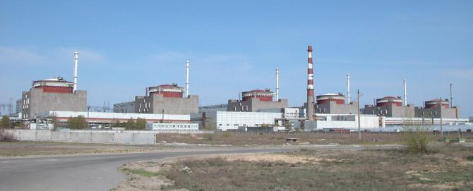 Podle zveřejněných informací poklesla v lednu výroba v ukrajinských jaderných elektrárnách