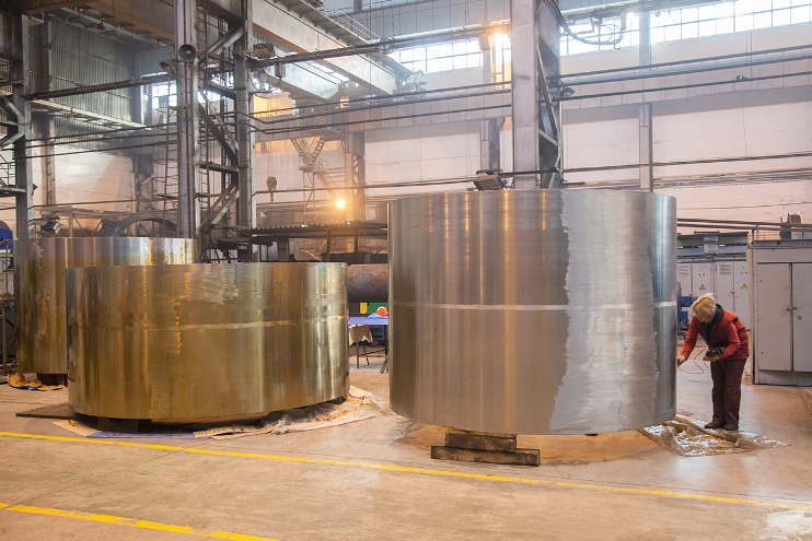 Ruský námořní registr zkontroloval dodávku dílů pro reaktor jaderného ledoborce nové generace