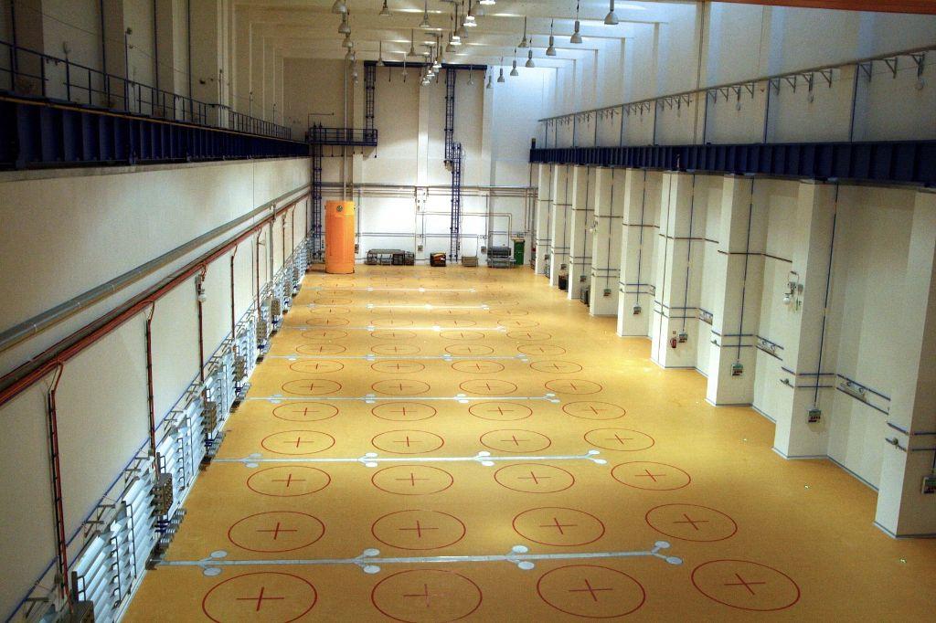 Německá GNS vyrobila pro elektrárnu Temelín dalších 18 kontejnerů