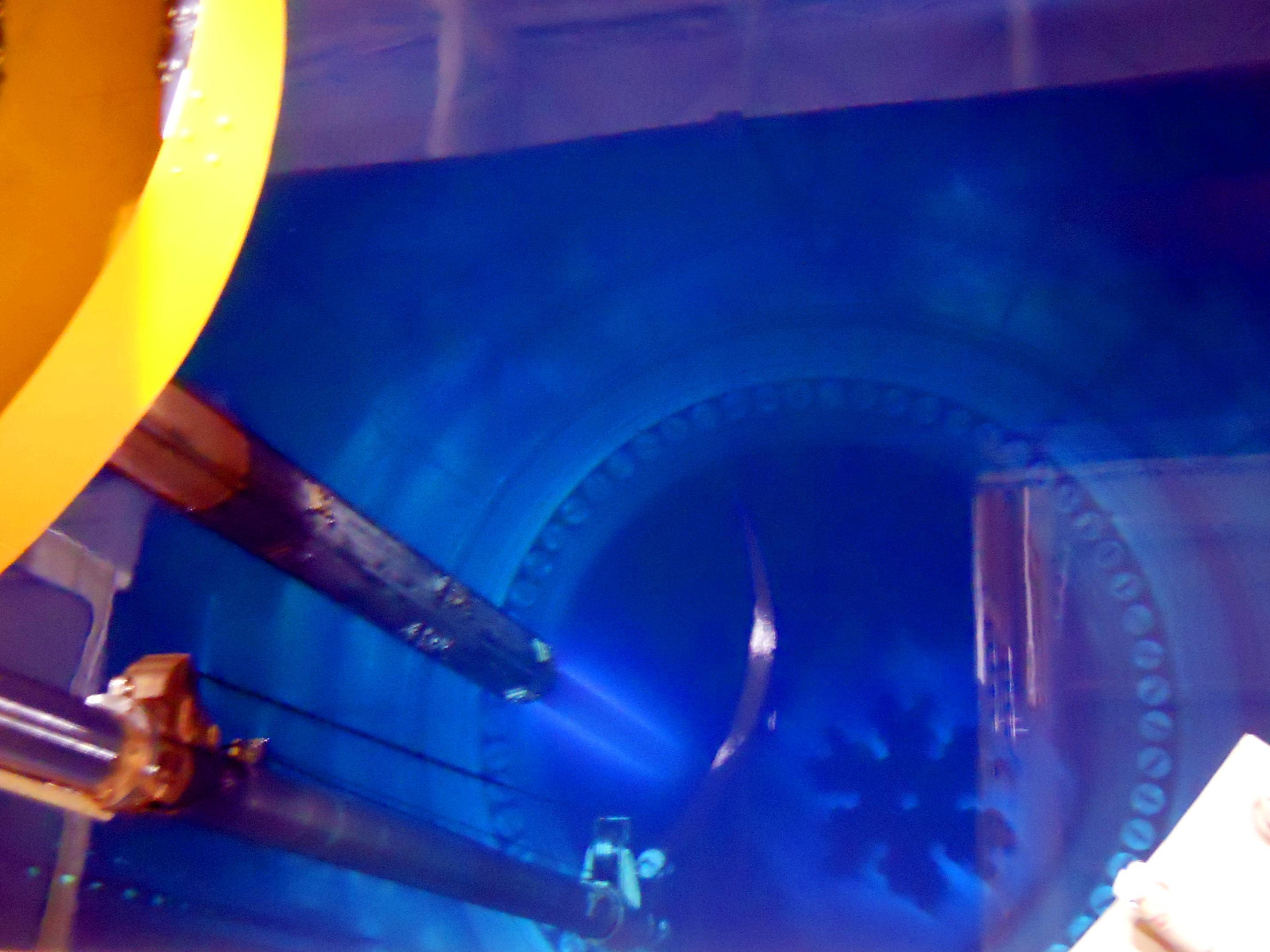 Fotogalerie: Výměna paliva na druhém bloku Jaderné elektrárny Dukovany