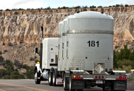 Americké úložiště WIPP je uzavřeno, jaderný odpad míří dočasně do Texasu