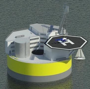 MIT přichází s novým konceptem plovoucí jaderné elektrárny