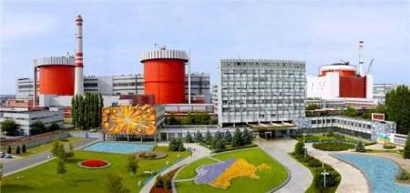 Jihoukrajinská jaderná elektrárna, na níž bylo testováno palivo společnosti Westinghouse pro reaktory VVER. (Zdroj: Sunpp.mk.ua)