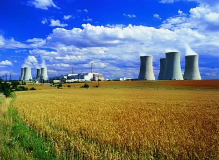 Jaderná elektrárna Dukovany. (Zdroj: Cez.cz)