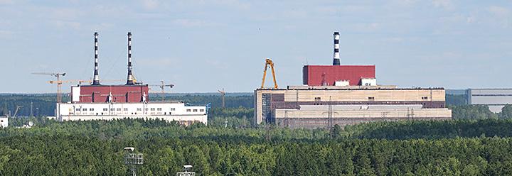 Demontáž reaktorů vBělojarsku začala