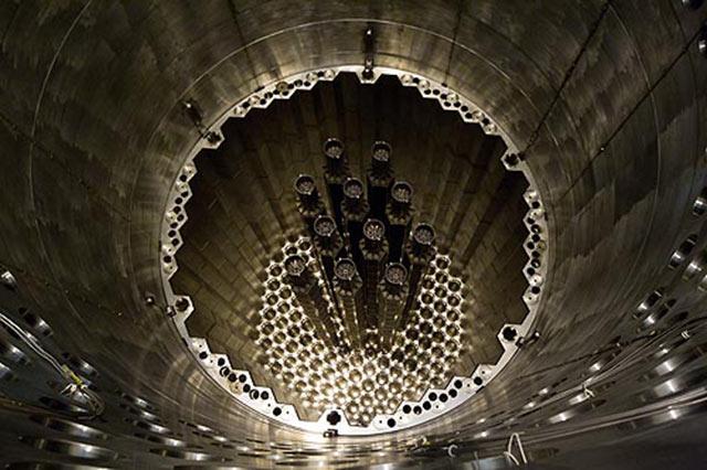 Rostovská JE: na 3. bloku byla zahájena montáž vnitřních zařízení reaktoru