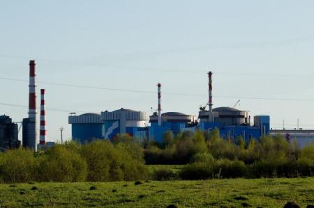 Čtyři bloky VVER-1000 Kalininské jaderné elektrárny. První z nich byl spuštěn v roce 1985, poslední zahájil provoz v roce 2012. (Zdroj: Knpp.ru)