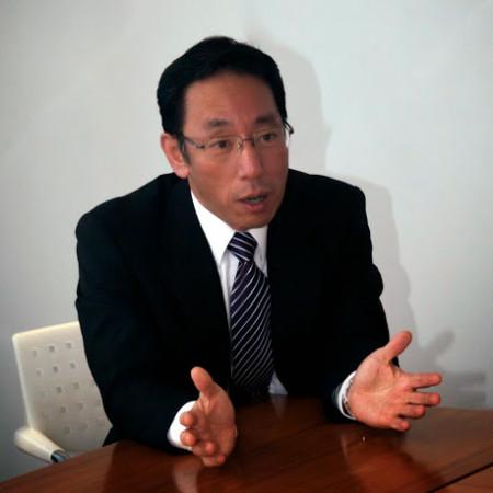 Naohiro Masuda. (Zdroj: WNA)