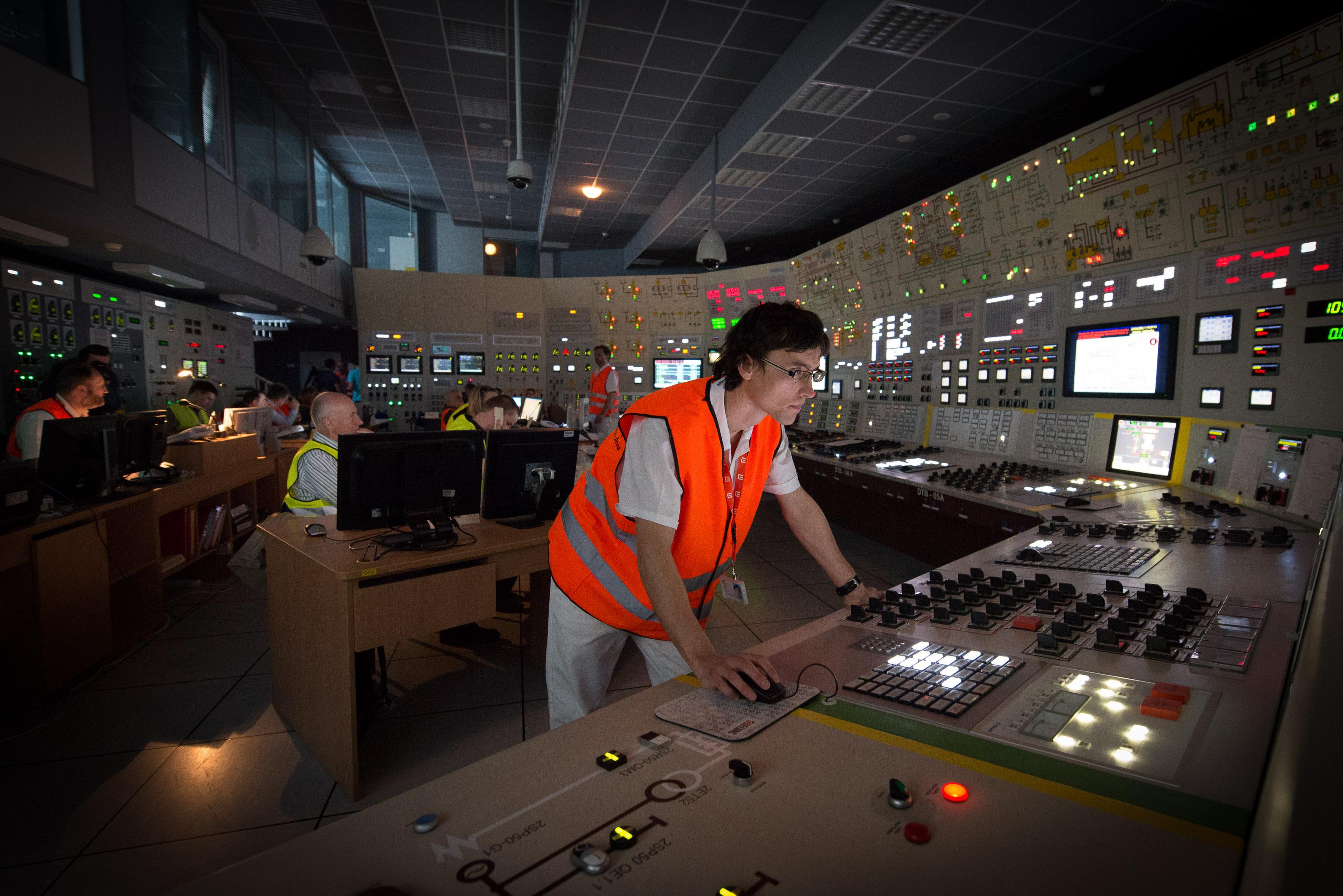 Zaměstnanci jaderného průmyslu nestárnou jen v ČR, podobné problémy mají i USA