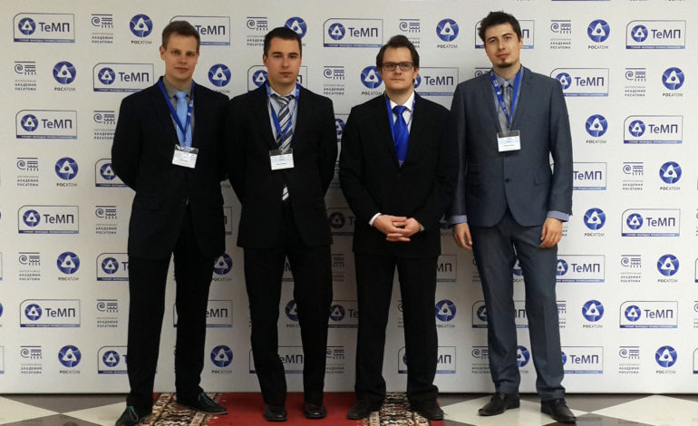 jaderná energie - Rozhovor se studenty, kteří se zúčastnili soutěže TeMP pořádané Rosatom Corporate Academy - Rozhovory (20140425 084044 1) 2