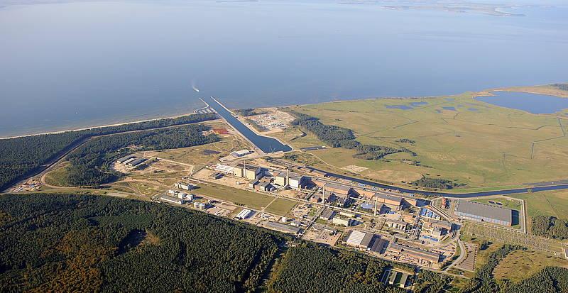 Rozhovor se studenty o likvidované německé jaderné elektrárně Greifswald