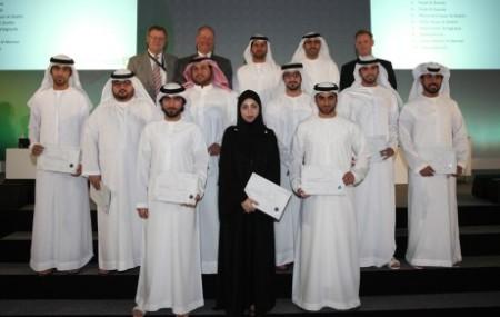 ENEC graduates 460