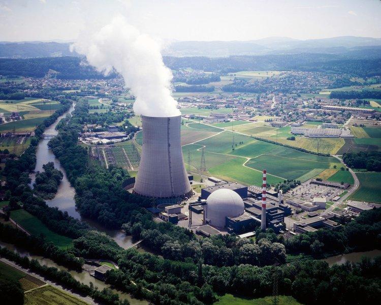 Areva spolupracuje na modernizaci švýcarské jaderné elektrárny Gösgen
