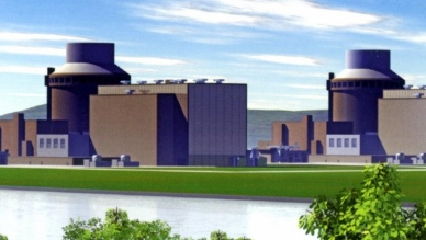 Toshiba zvyšuje svůj podíl na projektu bloků s reaktory AP1000 ve Velké Británii