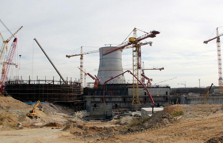 První blok Leningradské JE-2 by měl být spuštěn již příští rok